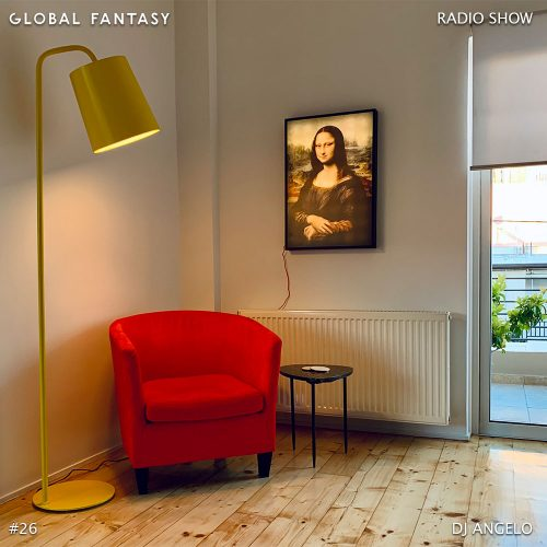 The Global Fantasy Radio Show #26 by Dj Angelo
